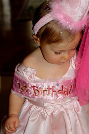 Sofia'a 1st Birthday
