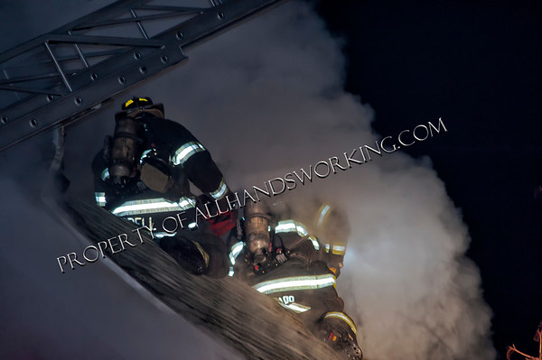 New Haven  2nd alarm 68 Dickerman St.