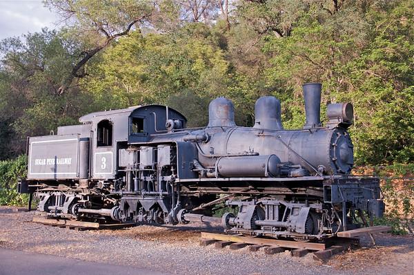 US Rail -  2013