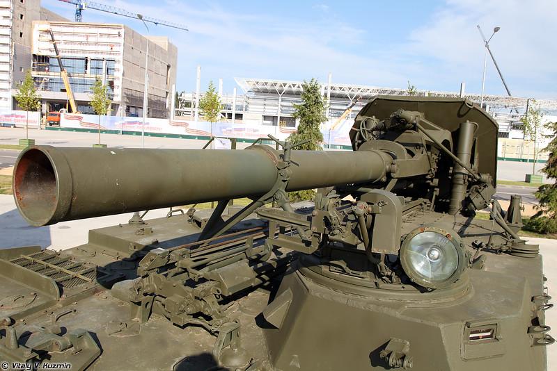 240-мм самоходный миномёт 2С4 Тюльпан (240mm self-propelled mortar 2S4 Tyulpan)