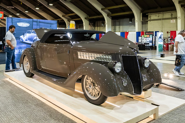 70th Grand National Roadster Show in Pomona, CA - January 2019
