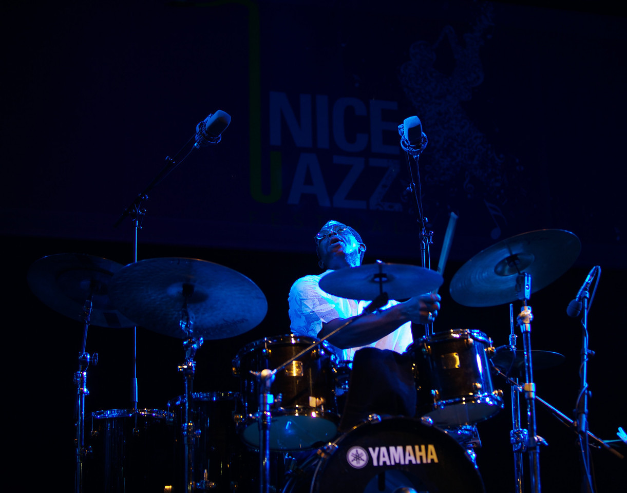 Ahmad Jamal at the Nice Jazz Festival 2012 5
