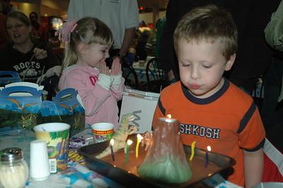 Nathan's 6th Birthday 2007