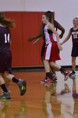 7th Grade Basketball 11-11-2014