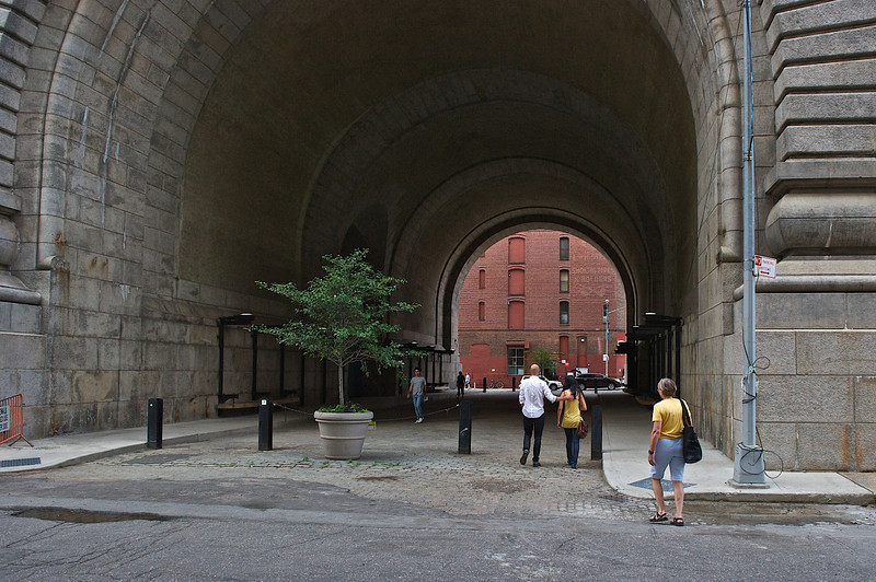 Archway, Brooklyn, New York