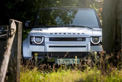 2021 Land Rover Defender 90 D200