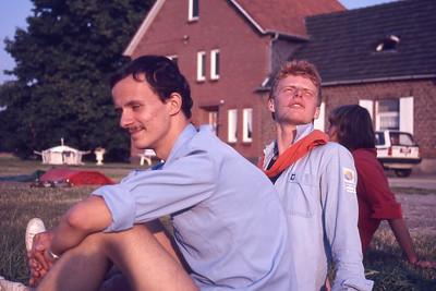 1985-1986 - Kamp - RAV - Opoeteren