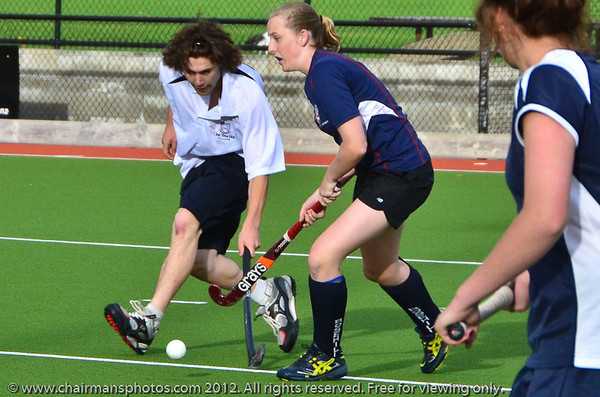 2012-04-12 Hockey OTHC v Rosehill