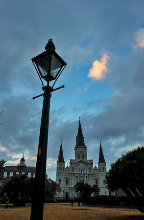 A long weekend in the Big Easy