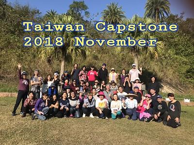 Capstone Taiwan ~Nov 2018