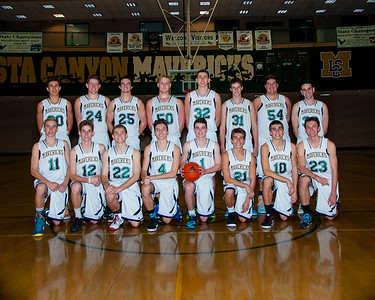 LCC Varsity Basketball 2015