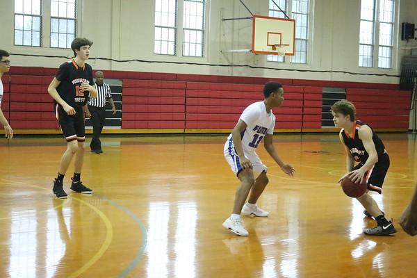 Junior Prep Basketball vs. Woodberry -- Feb. 16, 2018