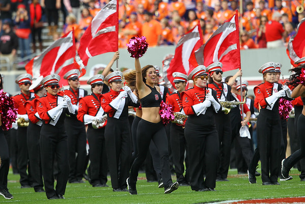 Clemson at NC State 10-31-15