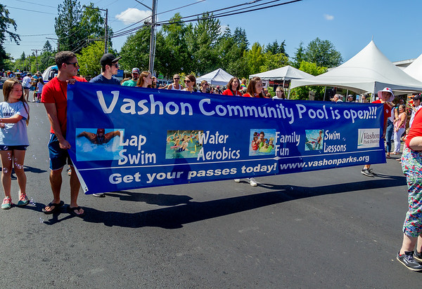 The Grand Parade Set three: Vashon Island Strawberry Festival 2018