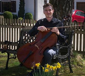 David + Cello