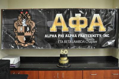 60 years of Service Alpha Phi Alpha Inc April 21, 2018
