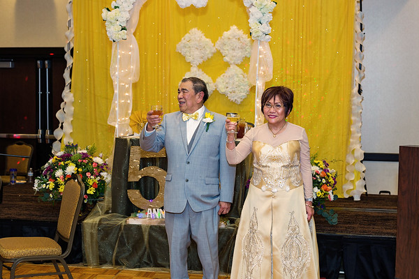 50th Golden Anniversary - Espie and Ador