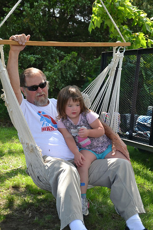 2014-06 Graham-Allen Weekend at Milford Lake