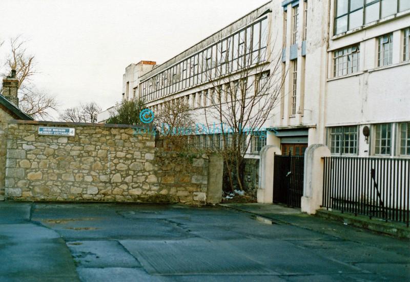 Irish Sweepstakes Building -  8