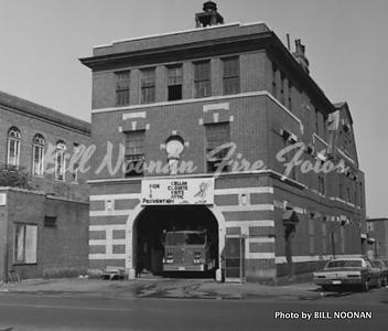 Old Roxbury Firehouses...