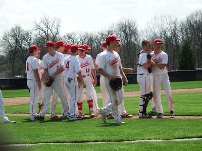 Varsity Baseball (Valley Lutheran Tournament)