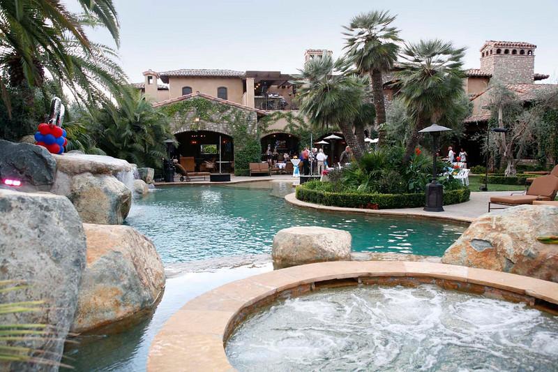 Sylvester Estate - Rancho Santa Fe, Ca