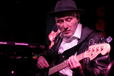 Jah Wobble at The Cavern Club, Liverpool