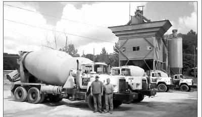 Concrete Service Inc.