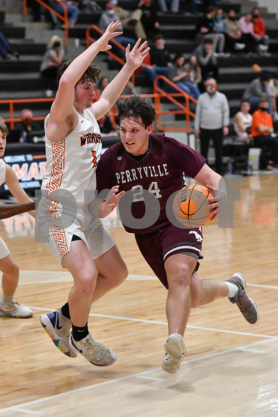 21_2_24 Perryville @ Lamar Boy 3A Dist Basketball