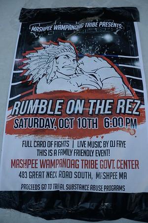 Rumble on the Rez