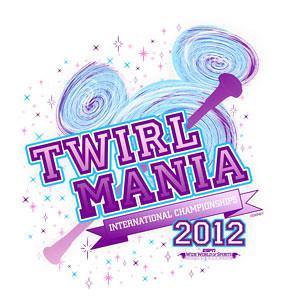 TwirlMania 2012