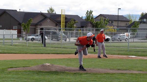 2010 Fruitland Cubs Baseball