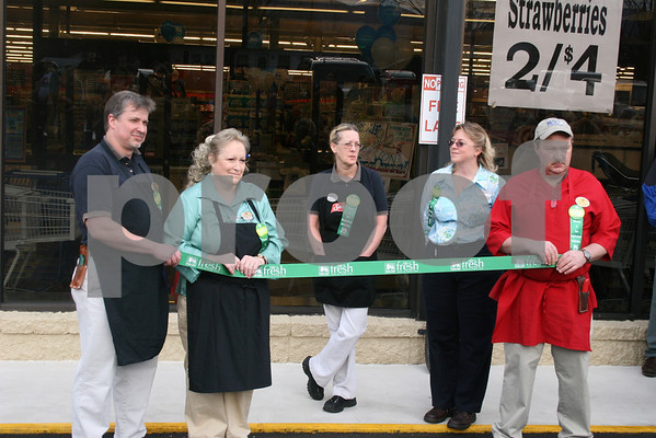 Food Lion Grand Re-Opening - February 2009