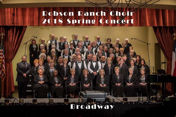 Choir Concert - Spring 2018