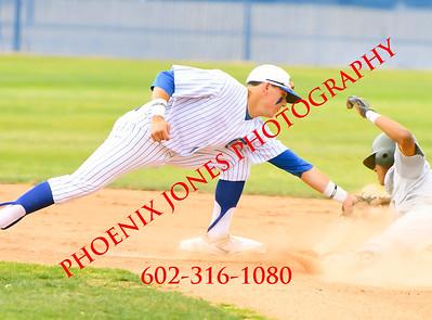 4-26-2017 - Desert Vista @ O'Connor (AIA 6A Play-In) Baseball