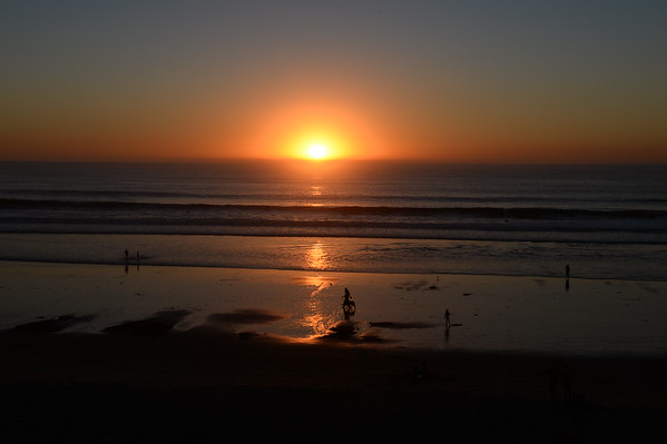 California & Sunsets