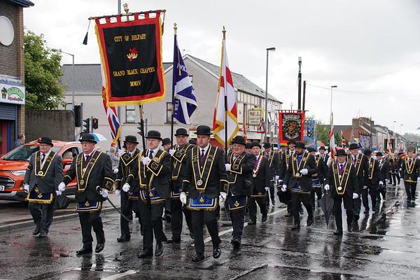 Belfast Black Preceptory 2018