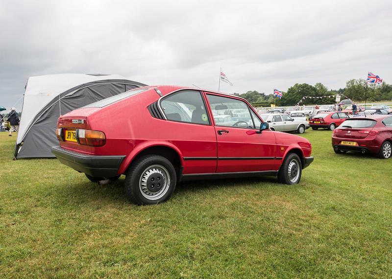 1982 Alfa Romeo Alfasud 1.3