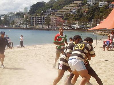 2007 Beach Rugby