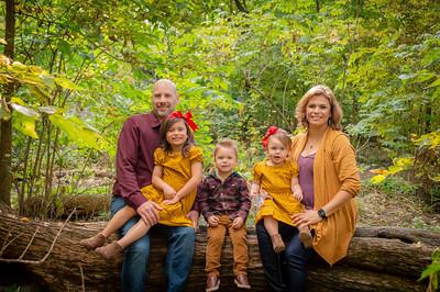 Claudia's Family Mini Session - October 2020