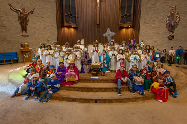 2018 - HFCC Children's Christmas Pageant