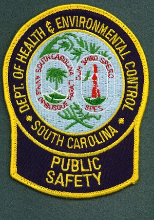 South Carolina Dept of Health & Environmental Control
