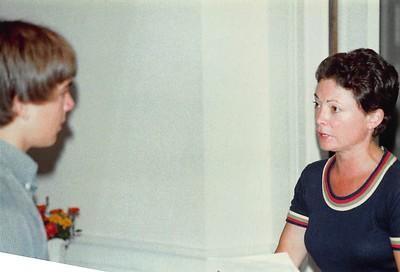 French, Judy (head's sec'y) 1975 - 1986