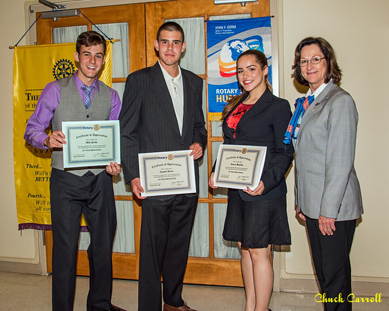 Rotary District 6890 Group 9 Speech Contest