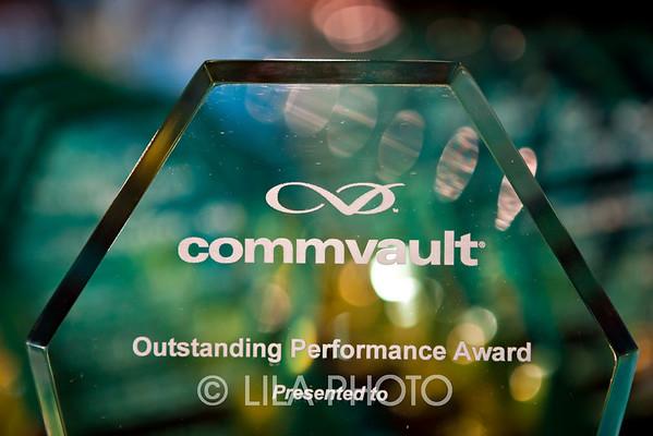 2 - CommVault Awards Dinner