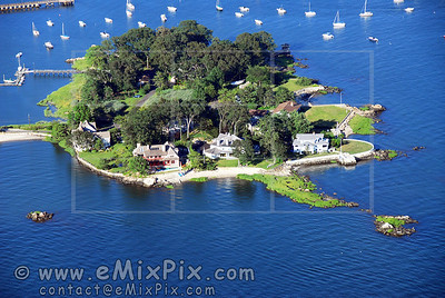 Darien, CT 06820 - AERIAL Photos & Views