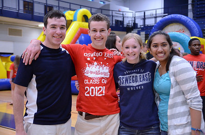 Oswego East Senior Celebration 2012