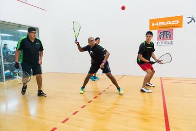2015-10-18 Men's Doubles Open Final Miguel Nunez Jr / Miguel Nunez over Juan Pablo Aguilar / Kamyron Meeks
