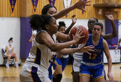 St. Rose vs Manchester girls basketball 03-02-2021