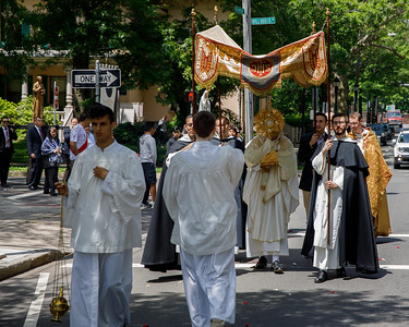 2018 Corpus Christi Mass and Procession